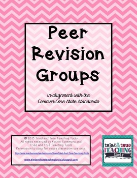Peer Revision Groups