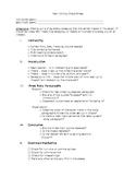 Peer or Self Editing Checklist