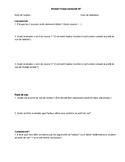 Peer or self-edit worksheet for AP French persuasive essay