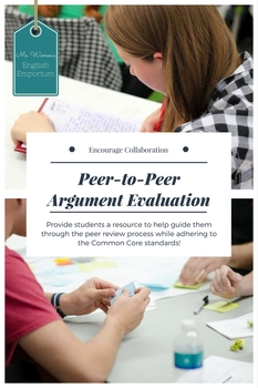 Peer-to-Peer Argument Evaluation