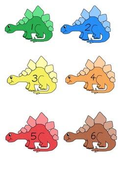 Pegosaurus Numbers