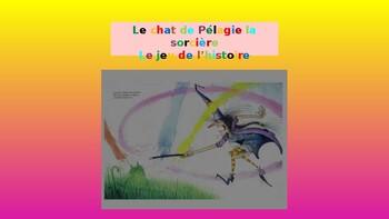 Pélagie la sorcière - the story
