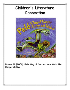 Pele Reading Comprehension Activities