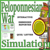 Peloponnesian War Simulation - Distance Learning Compatible