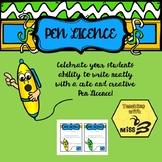 Pen Licence - Celebrating Student Success