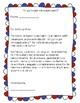 Pen Pal Announcement Letter in Spanish