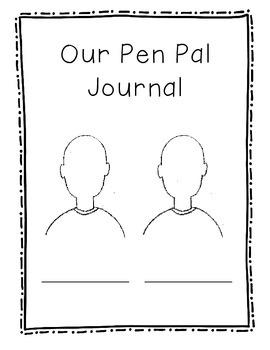 Pen Pal Journal