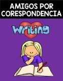 Pen Pal Letter Writing-Spanish
