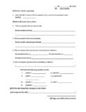 Pen Pal Letter in Spanish