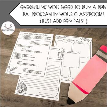 Pen Pal Resource Pack