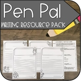 Pen Pal Resource/Stationery Pack