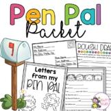 Pen Pal Packet