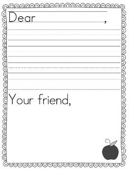 Pen Pal Paper