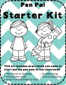 Pen Pal Starter Kit