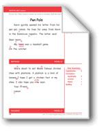 Pen Pals (Gr. 2/Week 11)