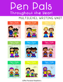 Pen Pals Throughout the Year Bundle