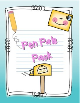 Pen Pals Writing Pack