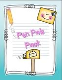 Pen Pals Writing Pack