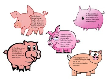 Pen the Pigs: Types of Conflict