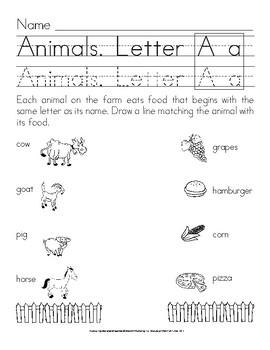 Pencil Activities: Manuscript Handwriting Exercises