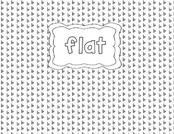 Pencil Bins - Sharp and Flat