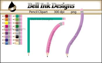 Pencil Clipart