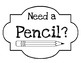 Pencil Conservation Kit