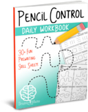 Pencil Control Workbook