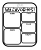 Pencil Craftivity and All About Me Book Banner