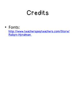 Pencil, Crayon, Marker (Spelling Activity)