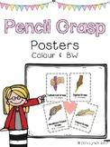 Pencil Grasp Posters