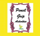 Pencil Grip Activities To Develop Fine Motor Skills