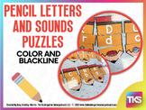 Pencil Letters & Sounds
