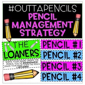 Pencil Management Strategy