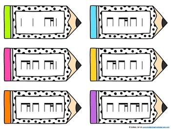 Pencil Post Office Rhythm Games: ti-tika