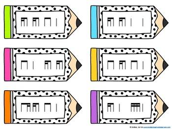 Pencil Post Office Rhythm Games: tika-ti