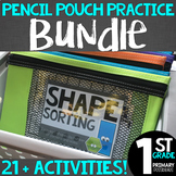 Pencil Pouch Practice BUNDLE