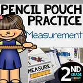 Pencil Pouch Preview {Measurement}