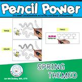 Fine Motor Pencil Power Deluxe! Skills centers to teach pencil grasp!