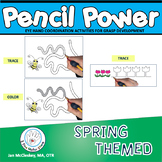 Fine Motor Pencil Power Deluxe! Skills centers to teach pencil grasp!