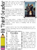 Pencil Teacher Introduction Letter *EDITABLE