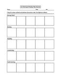 Pencil Value Techniques Exercise worksheet, English, Spanish