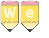 Pencil Welcome Banner