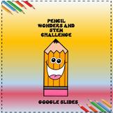 Pencil Wonder and Digital Stem Challenge