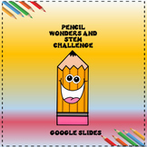 Pencil Wonder and Digital Stem Challenge