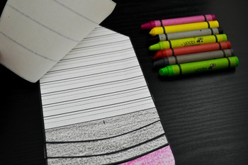 Pencil Writing Craft
