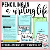 Launching Writers Workshop