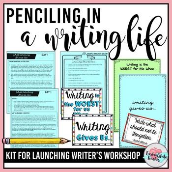 Writer's Workshop Launch Unit