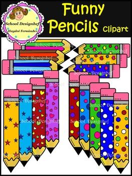 Pencils Clipart