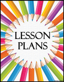 Pencils Lesson Plans Book Cover